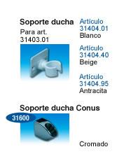 Soporte ducha email comercial for Soporte ducha
